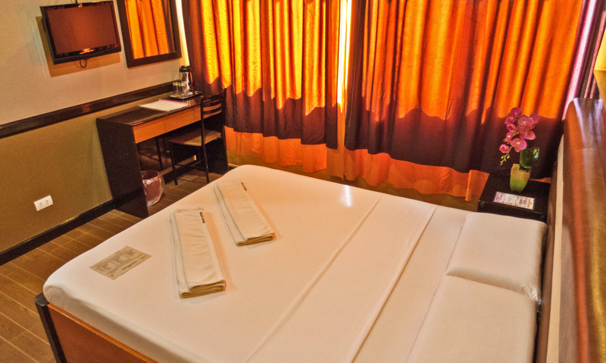 Rooms at Hotel Palwa